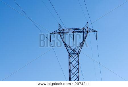 Tall Power Line