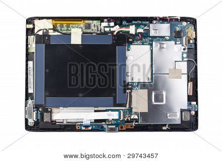 Tablet Pc Without Cover