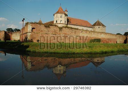 Fagaras fortress, Romania