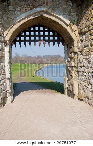 Castillo de Leeds Gateway