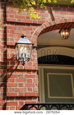 Lantern At An Input.
