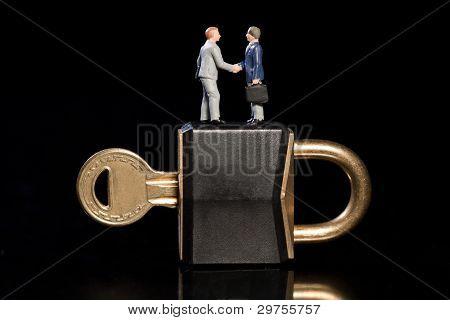 Business Security Horizontal