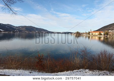 Tegernsee/Bavaria/Germany