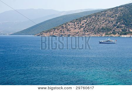 View Of Agia Efimia Coast