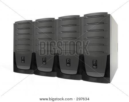 Four Servers