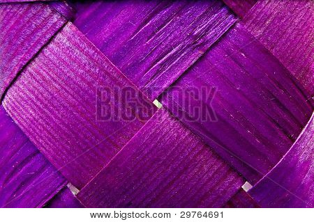 Purple Wooden Chessboard