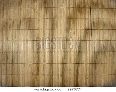 Bamboo Stick Straw Mat