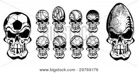 Ball Skulls