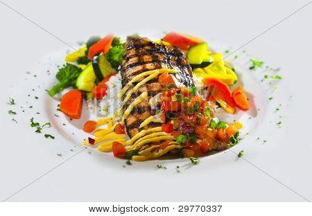 Delicious Fish Dish