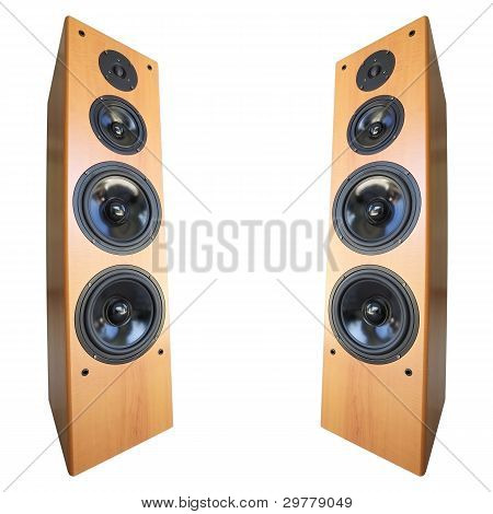 Acoustic Stereo 3-way System