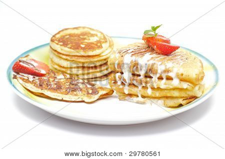 Flitters, Pancakes and Blinnye tubules
