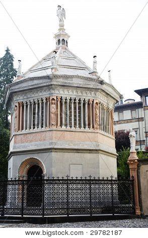 Baptistry, Bergamo