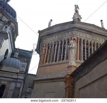 Baptistry, Bergamo Alta