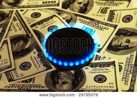 Natural gas for money