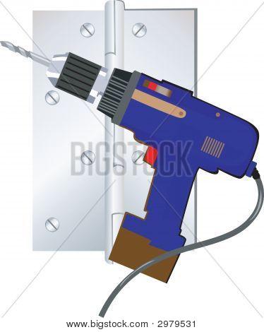 Eletric Driller