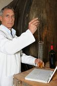 picture of pro-life  - Wine testing - JPG