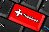 Healthcare Icon Button