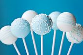 foto of cake pop  - Wedding cake pops - JPG