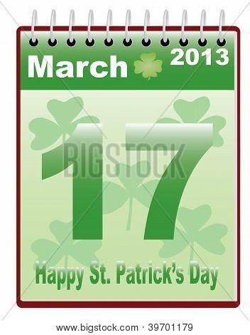 St. Patricks Day Date