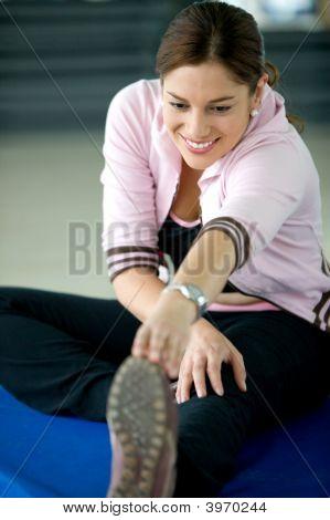 Gym Woman