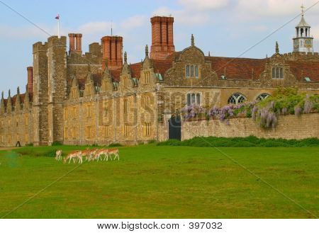 Knole Kent Stately Home