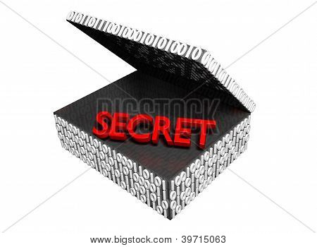 Secret In A Numeric Box