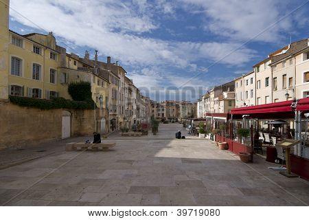 Aix-en-provence,old Town
