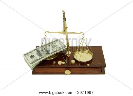 Balancing Money