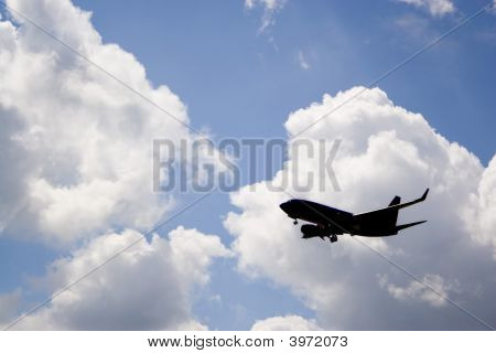Airplane Silhouette