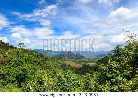 Khao Sok National Park Viewpoint
