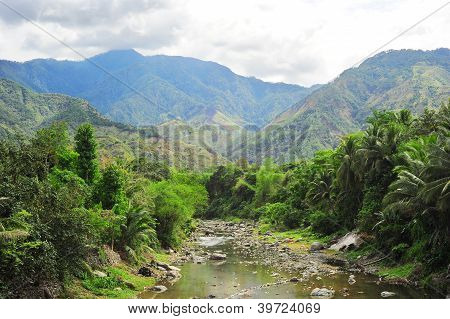 Cordillera Mountains