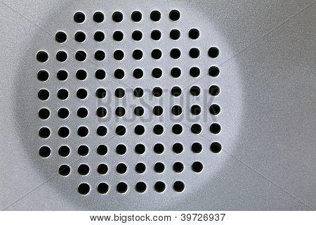 Speaker Hole