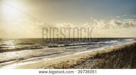 Sunrise in Sebastian