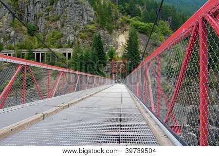Bridge Over Hell's Gate