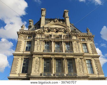 Classic Parisian Architecture