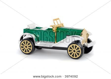 The Toy Vintage Car Cabriolet