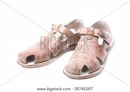 New Men's Fashion Sandals