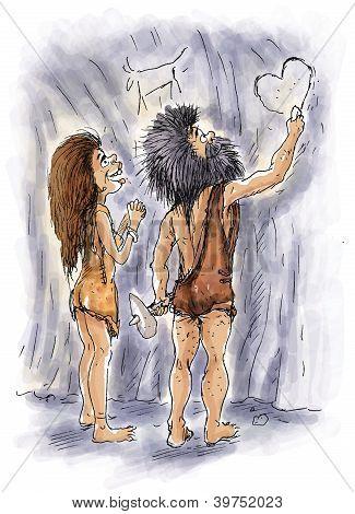 Prehistoric Love