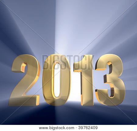 Bold Year 2013