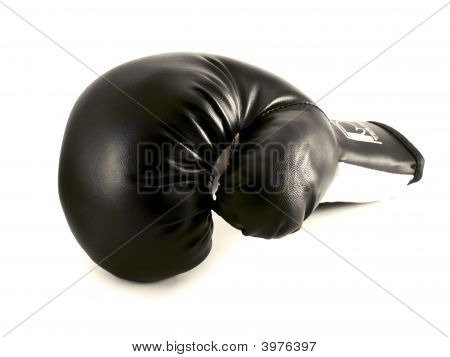 Isolated Boxing Glove