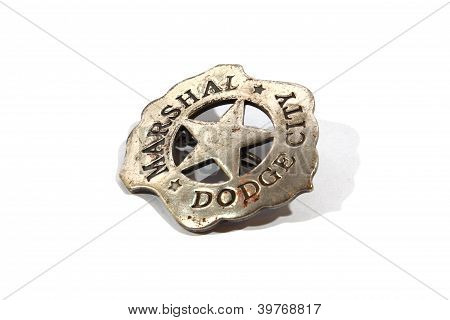 Marshall Badge
