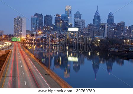 Stadt Philadelphia.