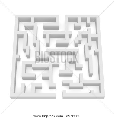 Labyrinth Illustration
