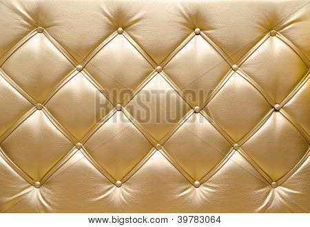 Golden Upholstery