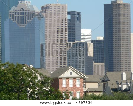 Skyline de la ciudad