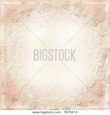 Romantic  Invitation Card Background