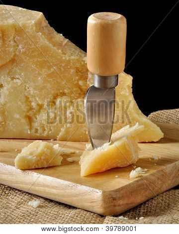 Parmesan And Cheese Knife