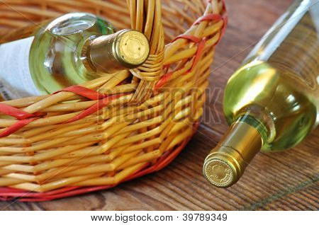Two Bottles Of Fine Italian White Wine