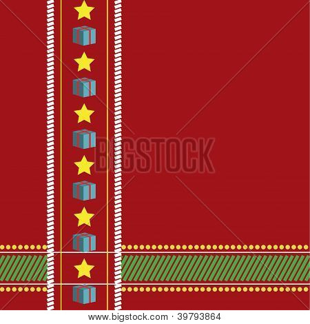 Christmas Tablecloth Seamless