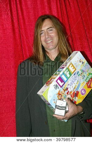 UNIVERSAL CITY - DEC. 4: James Mitchell arrives at publicist Mike Arnoldi's birthday celebration & Britticares Toy Drive for Children's Hospital on Dec. 4, 2012 in Universal City, CA.